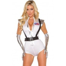 Halloween Sexy Lingerie Costumes Mascot Adult Fancy Dress Party Supply Carnival Astronaut Cutie Costume