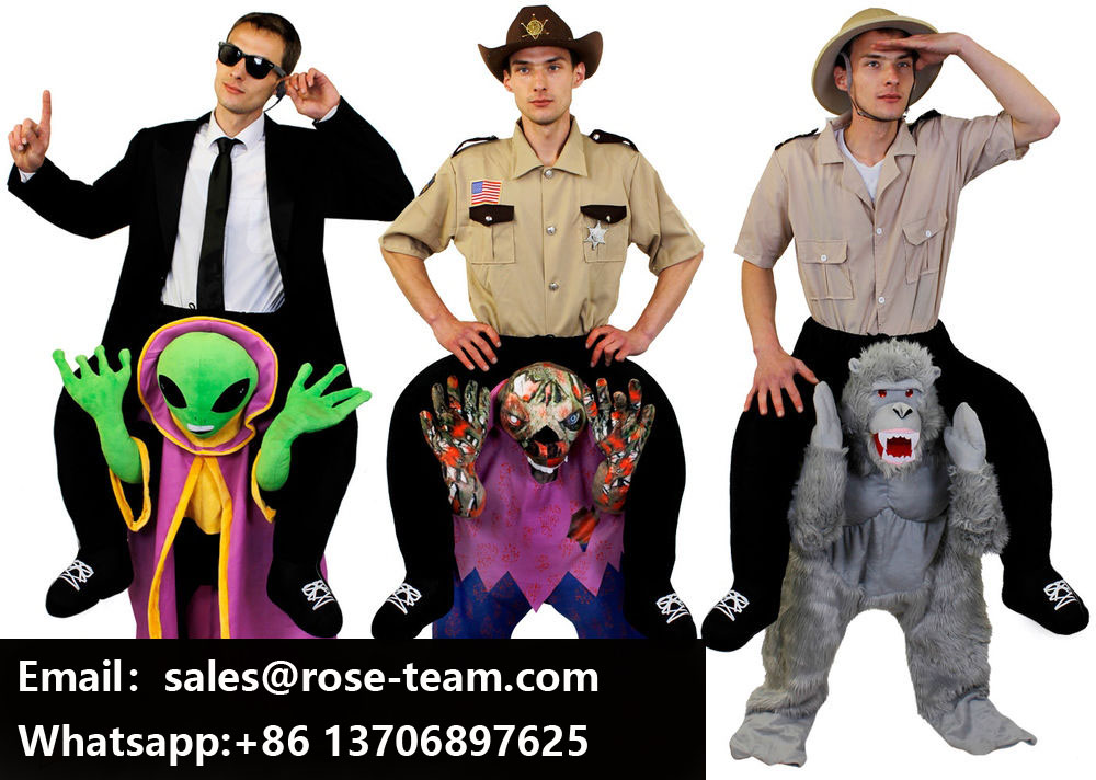 Ride on costumes wholesale supplier from China