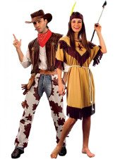 indians and cowboys costumes wholesale