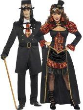 steampunk costumes wholesale